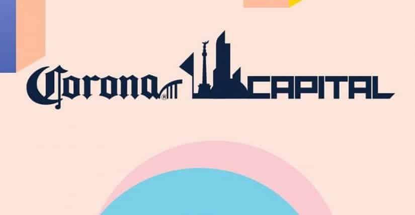 Se revela el cartel del Corona Capital 2018