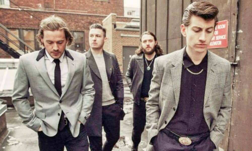 Arctic Monkeys y su sexto álbum.