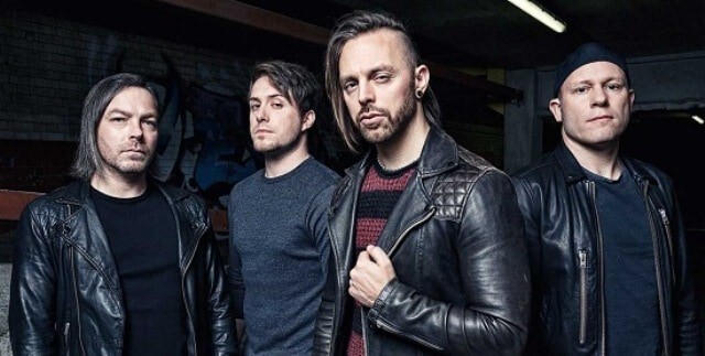 """Bullet for My Valentine estrenó su video """"Letting You Go"""""""