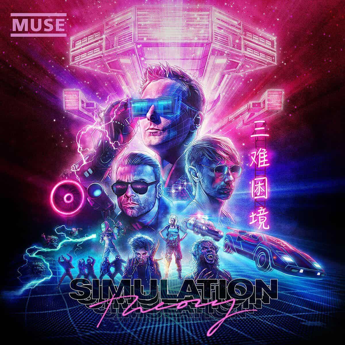 'Simulation Theory' el nuevo disco de Muse