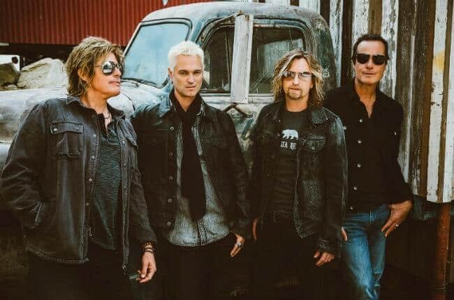 Stone Temple Pilots tiene nuevo vocalista