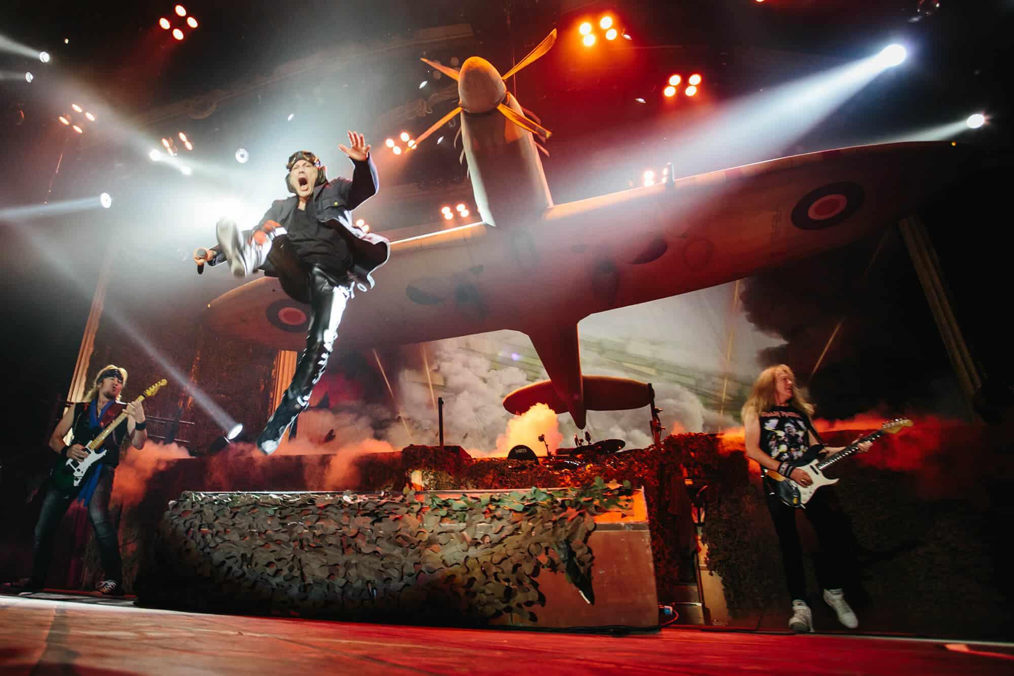 Iron Maiden confirma concierto en México