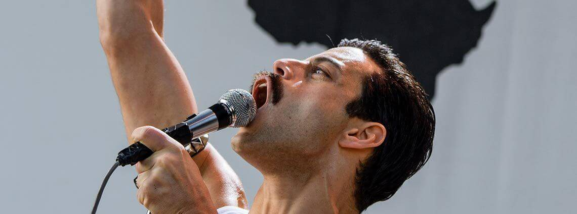 Se filtra escena eliminada de la película Bohemian Rhapsody
