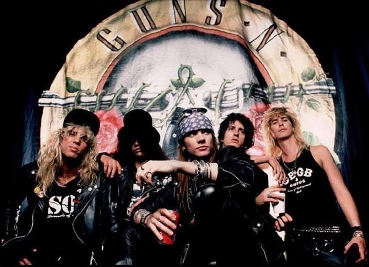 Guns N' Roses prepara nuevo material discográfico