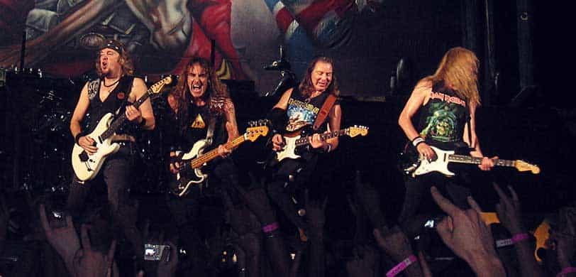 Iron Maiden anuncia tercer fecha para la Ciudad de México
