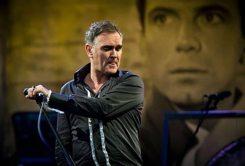 Morrissey estrenará este año un nuevo álbum de covers