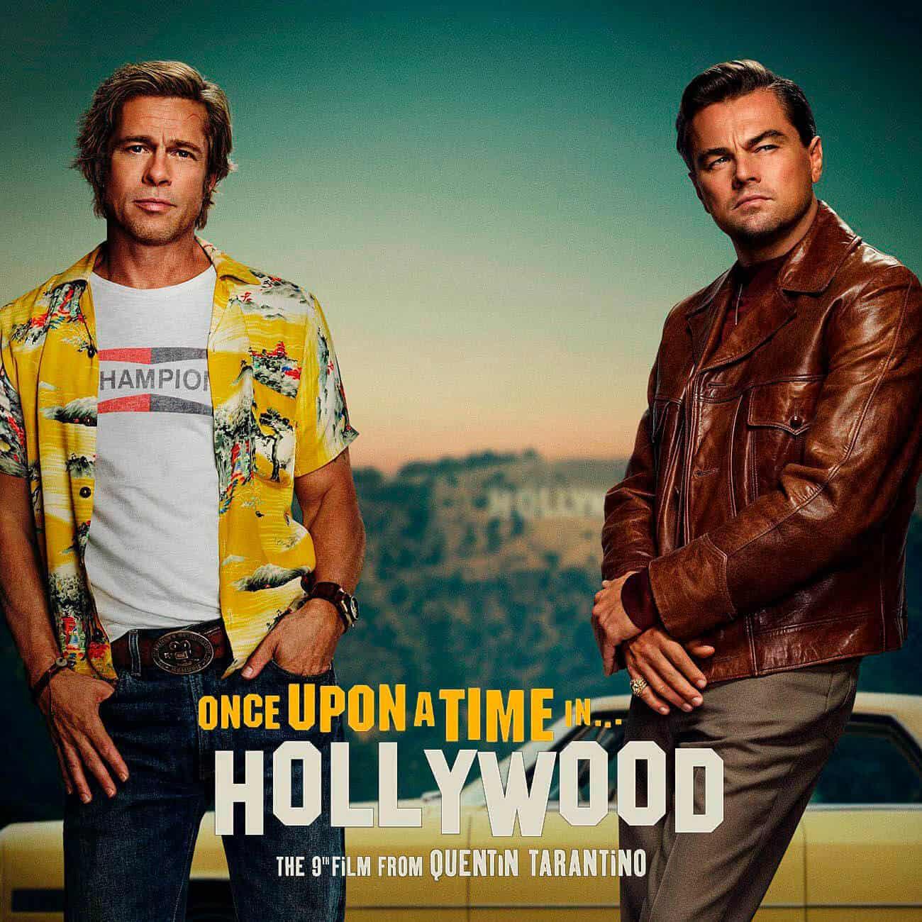 Mira el tráiler de 'Once Upon A Time In Hollywood', la nueva cinta de Quentin Tarantino