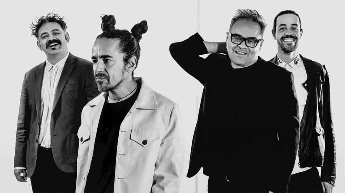 Café Tacvba grabará su segundo unplugged en Ciudad Universitaria