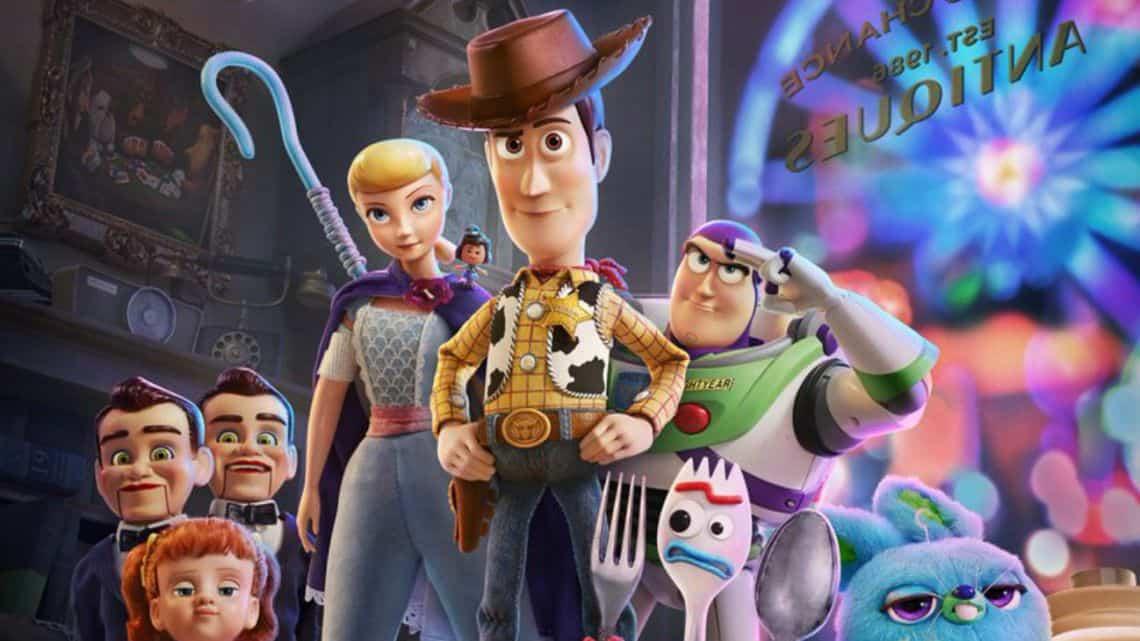 Disney Pixar comparte un nuevo tráiler de 'Toy Story 4'