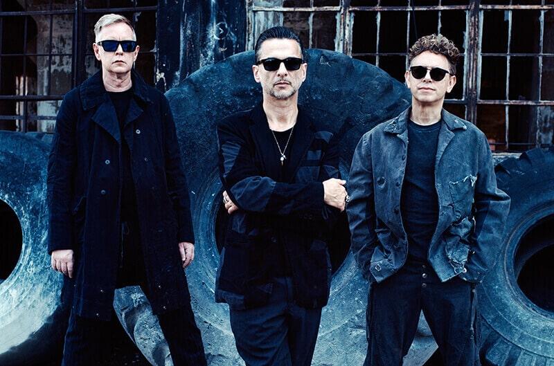 Netflix prepara documental de Depeche Mode