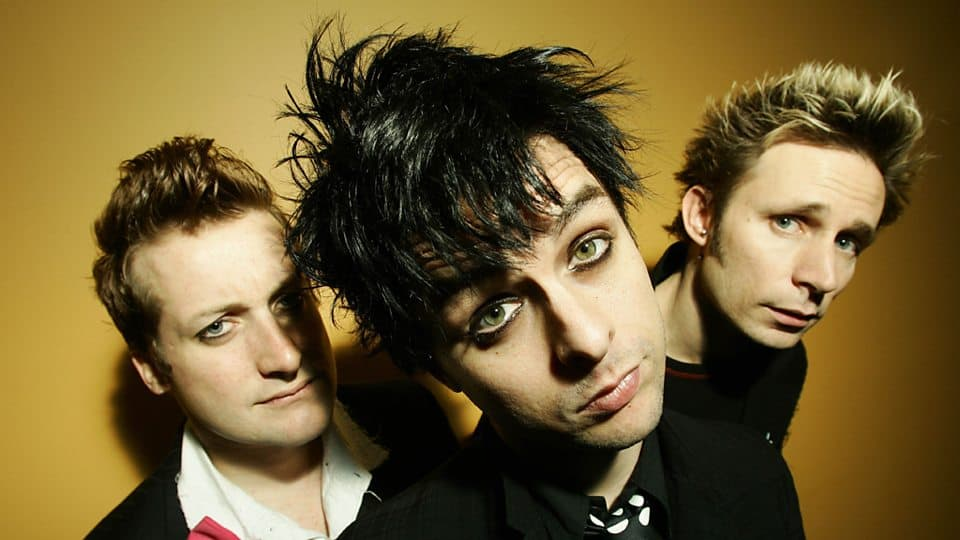 Green Day lanza 'Last Of The American Girls'
