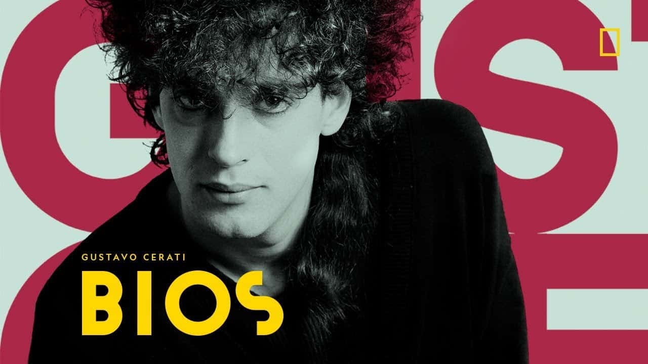 National Geographic lanza por YouTube la BIOS de Gustavo Cerati
