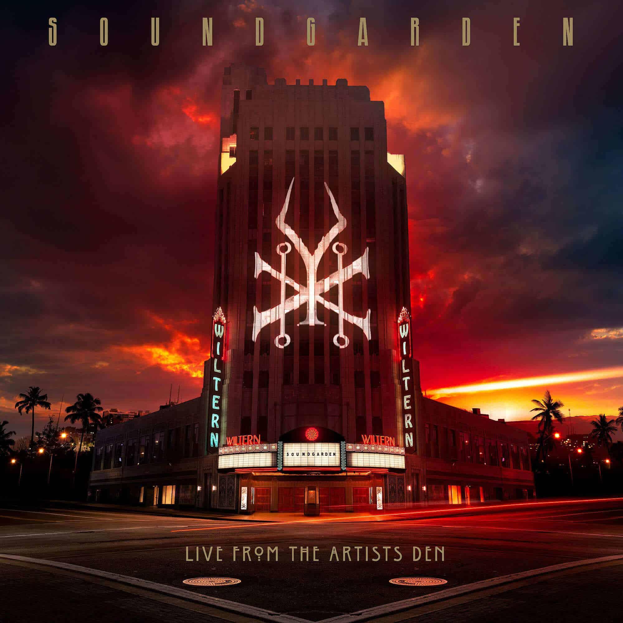 Soundgarden lanzará álbum en vivo
