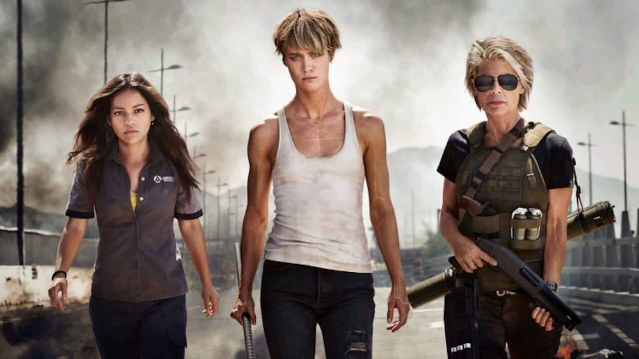 Mira el nuevo trailer de Terminator Dark Fate