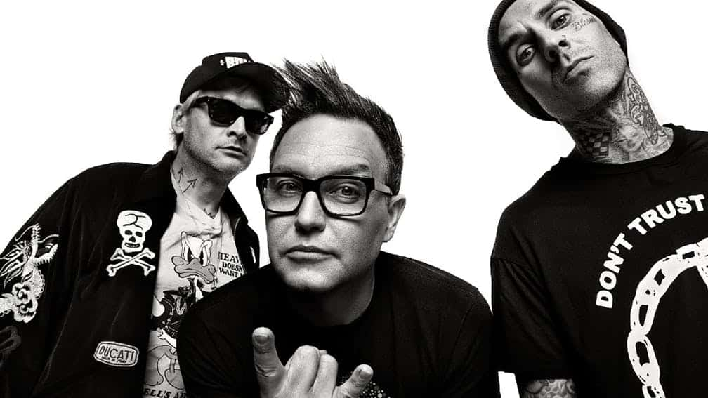 "Blink-182 tocará ""Enema Of The State"""