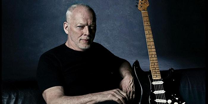 David Gilmour subasta sus guitarras