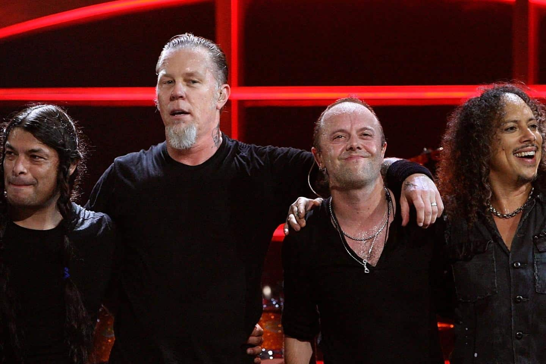 Metallica confirma regreso para 2020