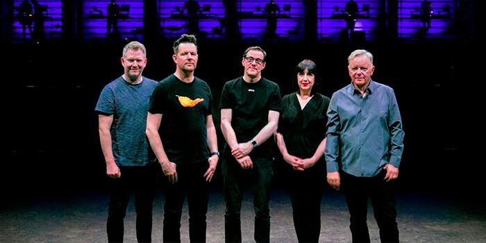 Nuevo álbum de New Order