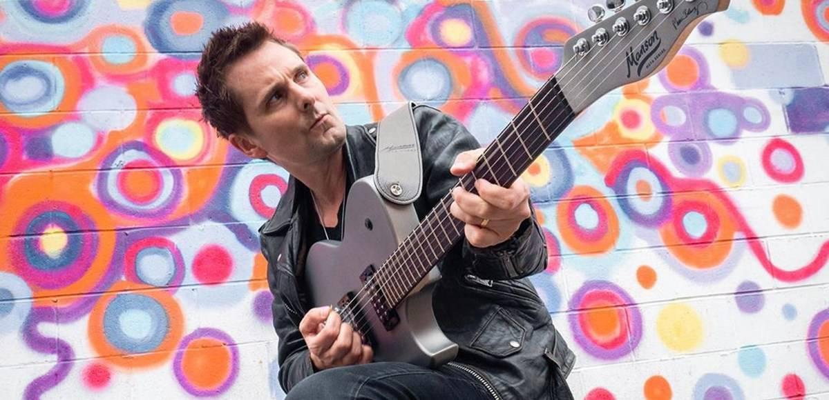 Matt Bellamy pone sus guitarras a la venta!