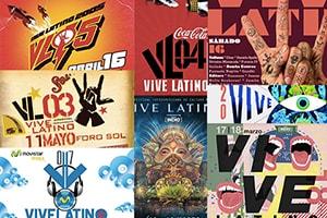 El festival iberoamericano de cultura musical Vive Latino y su evolución a través del tiempo