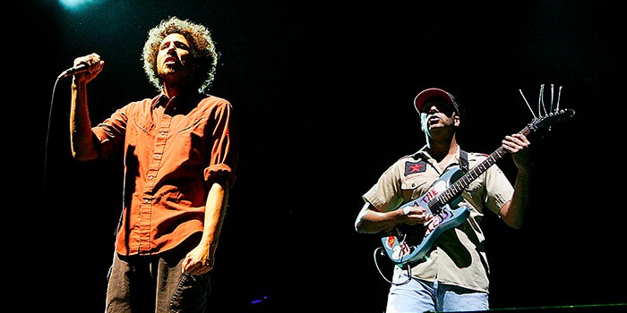 Rage Against The Machine vuelve a los escenarios