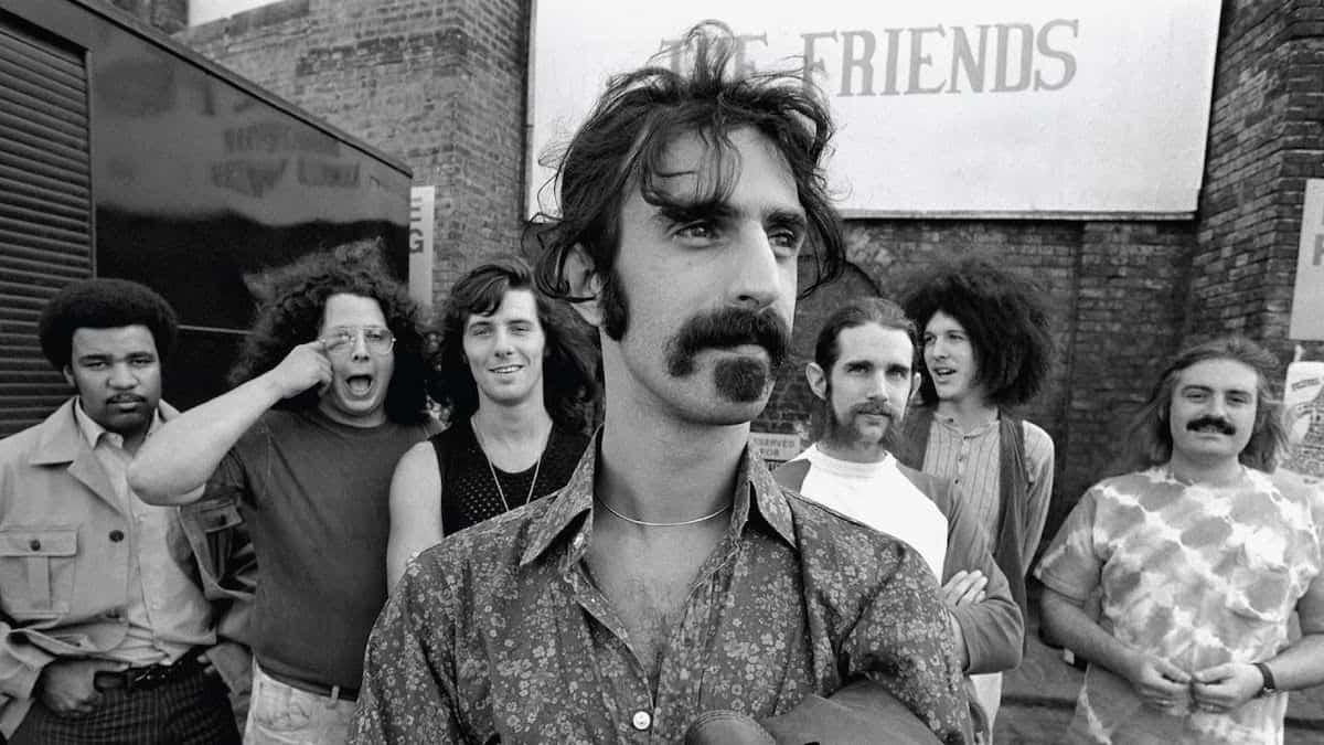 Frank Zappa The Mothers Of Invention